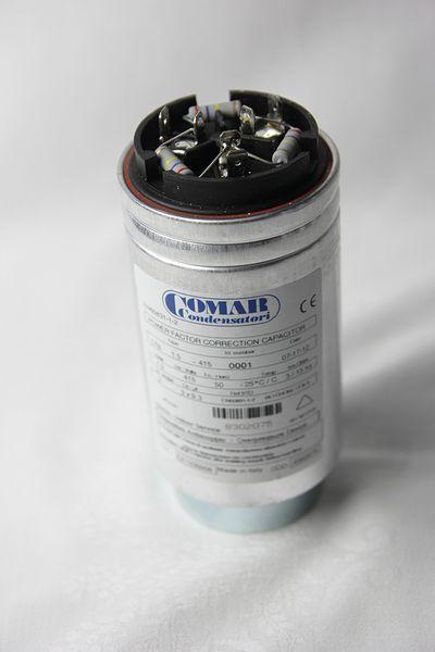 2,5 /μF Comar Kondensator